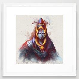 Twilight Princess Framed Art Print