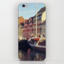 Nyhavn, Copenhagen iPhone Skin