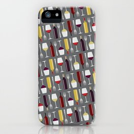 Food & Wine iPhone Case