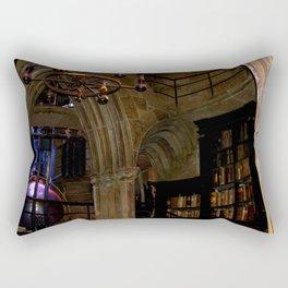 Wizard´s Office Rectangular Pillow
