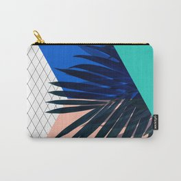 Eclectic Geometry Carry-All Pouch