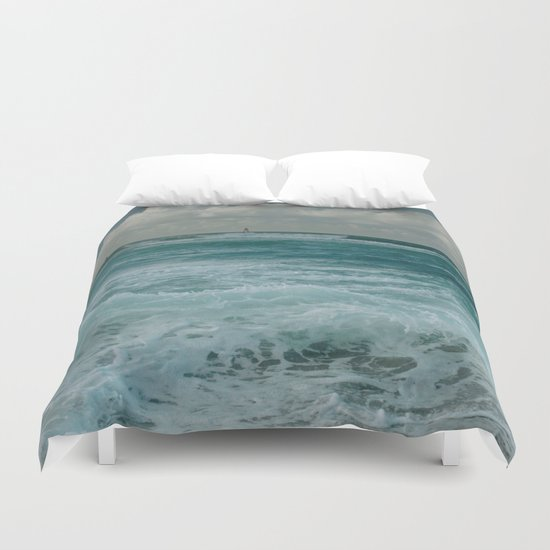 Hookipa Maui North Shore Hawaii Duvet Cover