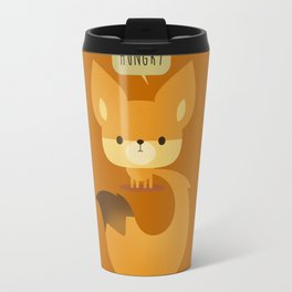 Little Furry Friends - Fox Travel Mug