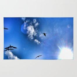 Open Sky Rug
