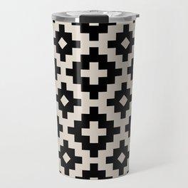Southwestern Pattern 241 Travel Mug