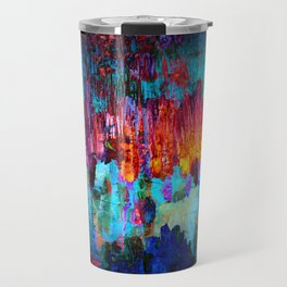 Everything is nothing (therefore it was beautiful) Travel Mug