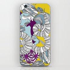 Coral Illustration iPhone & iPod Skin
