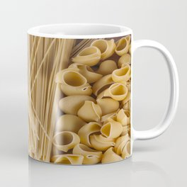 Different kind of pasta Coffee Mug