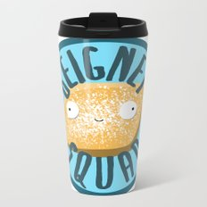 Beignet Squad Metal Travel Mug