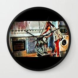 Dishwasher Safe Wall Clock