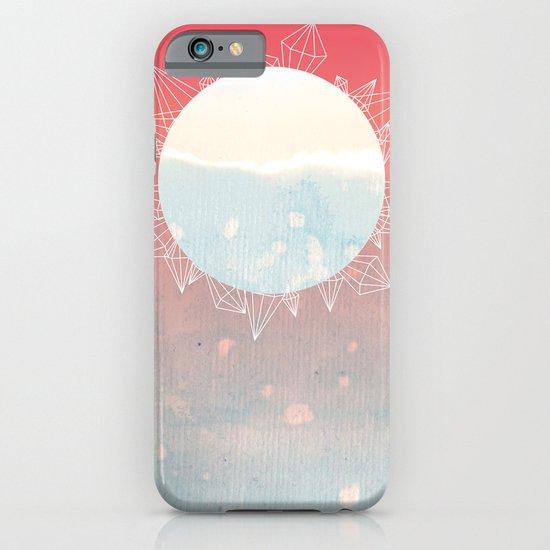 crystal sunrise iPhone & iPod Case