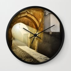 Photoplankton Wall Clock