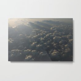 Above The Clouds No.5 Metal Print