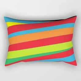 Roots - Colour Wrap 2 Rectangular Pillow