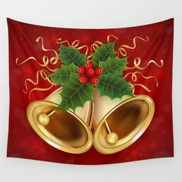 Christmas decoration Wall Tapestry