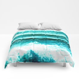 California Ocean Waves Comforters