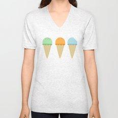 Ice Cream Unisex V-Neck