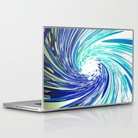 focus Laptop & iPad Skins featuring FOCUS by Chrisb Marquez