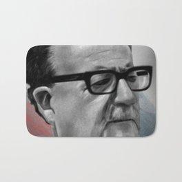 Salvador Allende Bath Mat