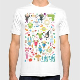 KATAMARI DAMACY T-shirt
