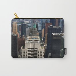 NewYork New York - A View Over Manhattan Carry-All Pouch
