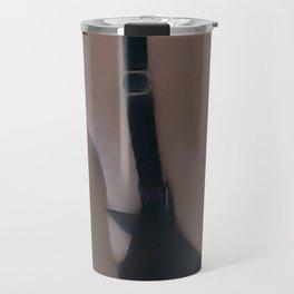 Garter Belt and Stockings Travel Mug
