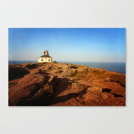 Cape Spear, Newfoundland Canvas Print