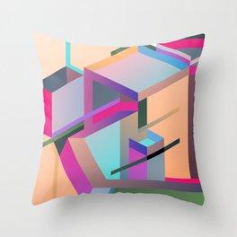 Maskine 22 Throw Pillow