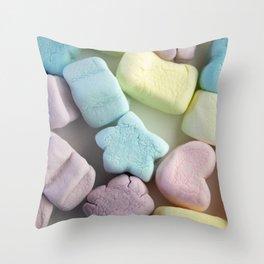 Fluff 2 Throw Pillow