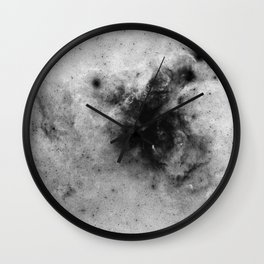 The Eta Carinae region Wall Clock