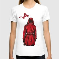 "pretty little liars T-shirts featuring Pretty Little Liars - ""Red Coat"" 