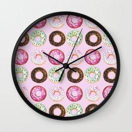 DONUT FANTASY Wall Clock