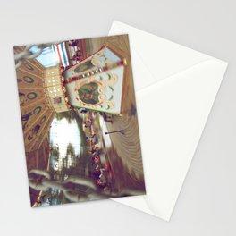 Round We Go  Stationery Cards
