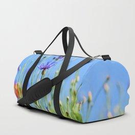 Cornflower Duffle Bag
