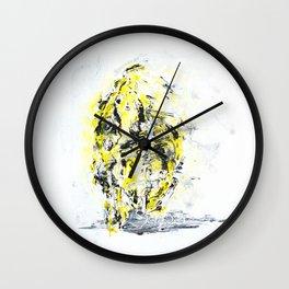 Mirrorface Wall Clock