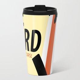 Die Hard - A Christmas Carol Travel Mug