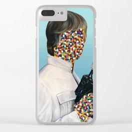Rebel Scum - 03 Clear iPhone Case