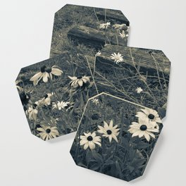 Country Flowers Coaster