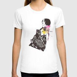 old grandma T-shirt