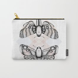 Polillas Carry-All Pouch