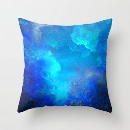 Heaven Eventually Throw Pillow