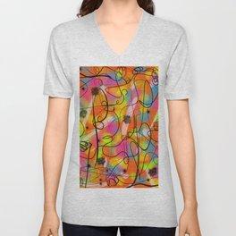 Fashionably Late Unisex V-Neck