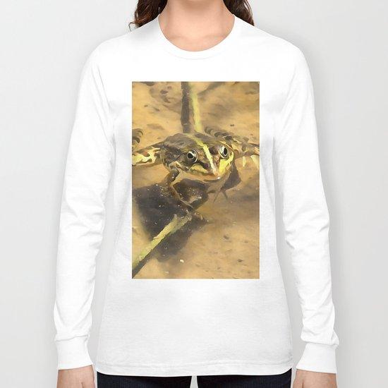 Marsh Frog Long Sleeve T-shirt