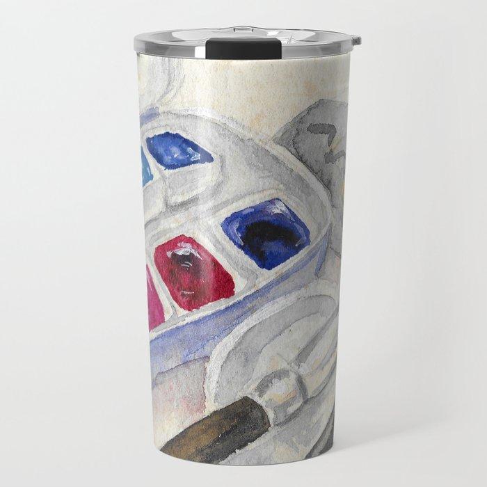 Paints Travel Mug