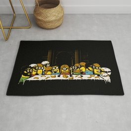 The last meal Rug