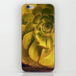 Dusucculent iPhone Skin