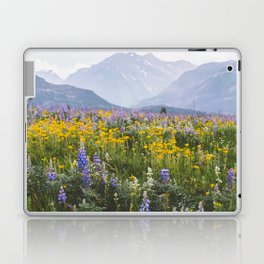 Waterton Wildflowers Laptop & iPad Skin