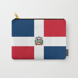 Flag of the dominican republic Carry-All Pouch