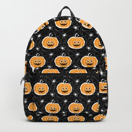 Happy Pumpkin - Pattern Backpack
