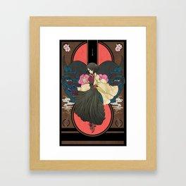 1930 Framed Art Print